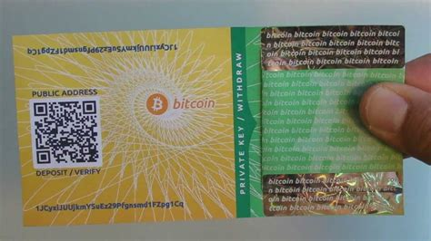 How To Make A Paper Bitcoin Wallet - bitcoin paper wallet folding ter evident offline
