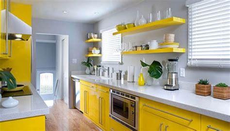 cuisine jaune inspirations au travers de 7 mod 232 les tendances