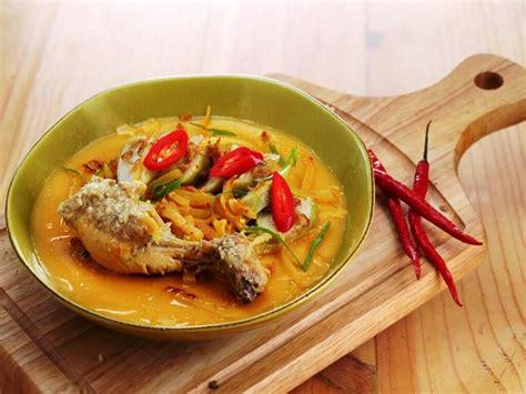 cara membuat opor ayam yg lezat terbukti ini 3 resep andalan cara membuat opor ayam