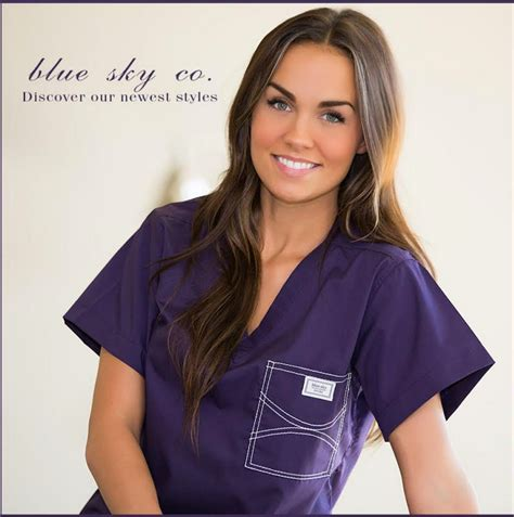 Most Comfortable Scrubs by The Most Comfortable Underneath Your Scrubs Blue