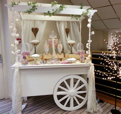 Sweet or Candy Carts ? Pink Bon Bon