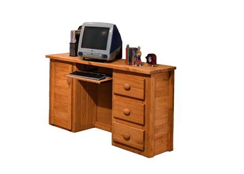 Computer Desk For Less Chelsea Home 31500 Computer Desk Stain Chf 31500