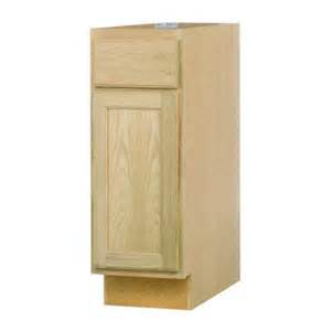 home depot base cabinets kitchen 12x34 5x24 in base cabinet with in unfinished oak b12ohd