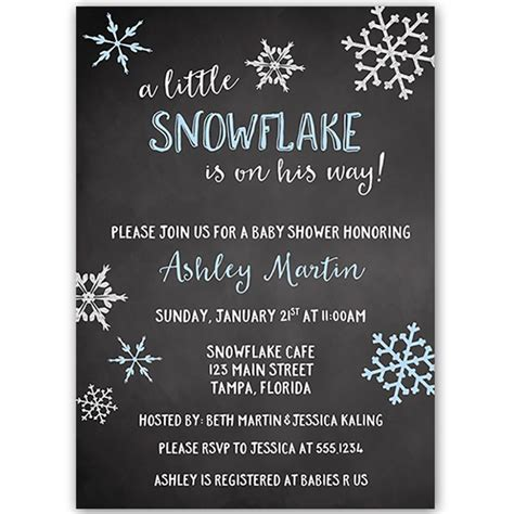 little snowflake owl happy birthday invite diy printable