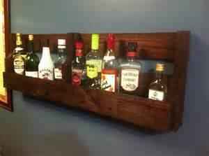 bar shelves for liquor pallet liquor shelf house projects shelves