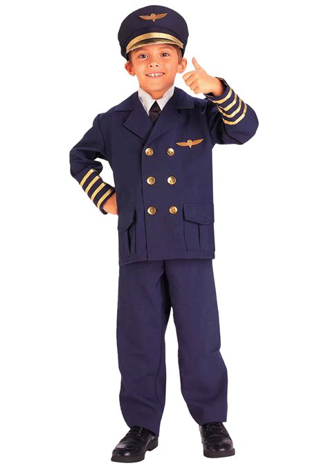 toddler boy costumes toddler airline pilot costume