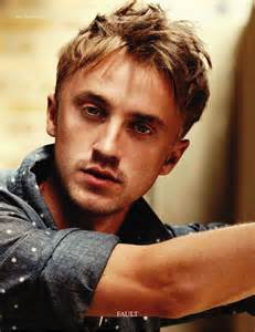 Cele bitchy when did tom felton turn into a little mini ralph