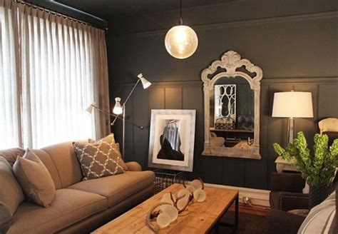 charcoal and brown living room paint color portfolio charcoal living rooms grey walls beige sofa and painted ceilings