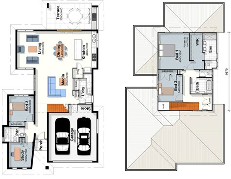 the hton house plan