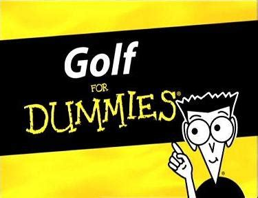 golf swing for dummies golf for dummies dvd video review film at the digital fix