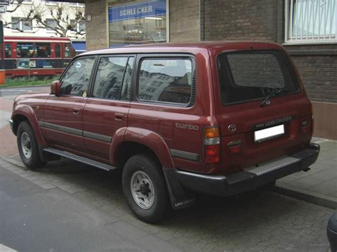 toyota land cruiser 1997 1997 toyota land cruiser information and photos
