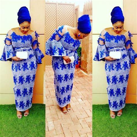 aso ebi blouse iro 1343 best images about lace design on pinterest lace