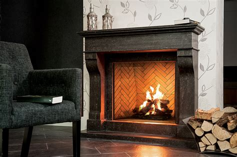 traditional 90 fireplace ortal heat