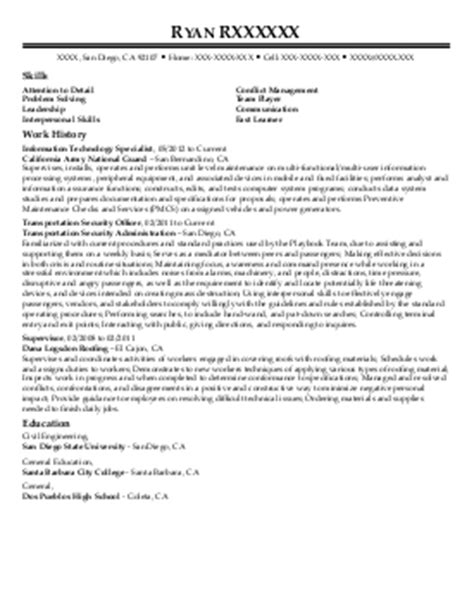 federal resume exle federal resume semester hours 28 images collateral