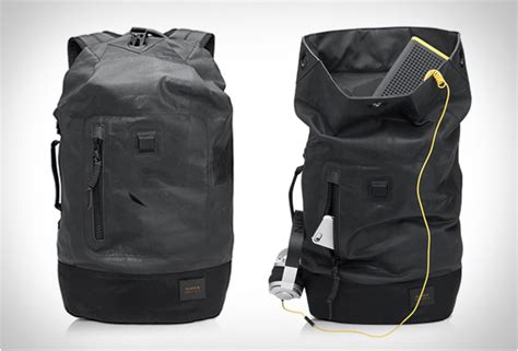 Origami Backpack - origami backpack by nixon