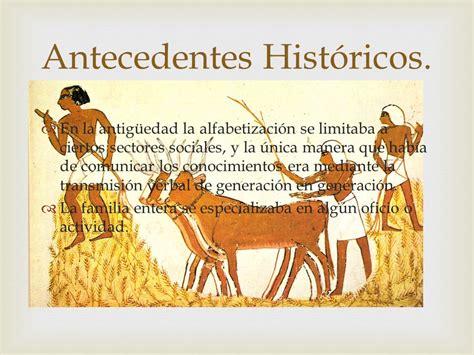 imagenes antecedentes historicos antecedentes hist 243 ricos de la capacitaci 243 n ppt video