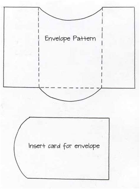 envelope pattern template 17 best ideas about envelope templates on