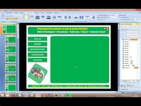 tutorial membuat video pembelajaran dengan flash tutorial membuat media pembelajaran interaktif 6