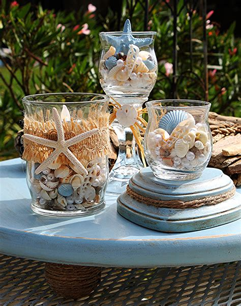 wedding centerpiece wedding decor nautical