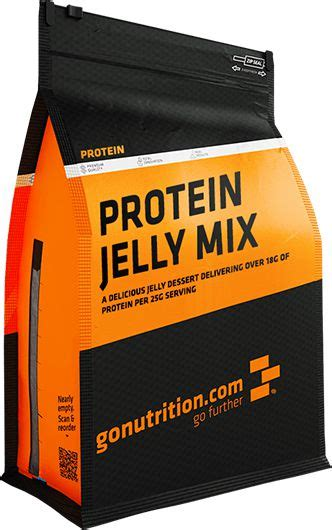 protein jelly protein projekt de protein jelly