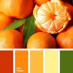 green and orange make what color 25 best ideas about orange color palettes on