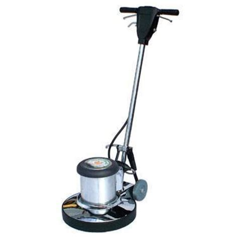 17 inch floor buffer polisher used