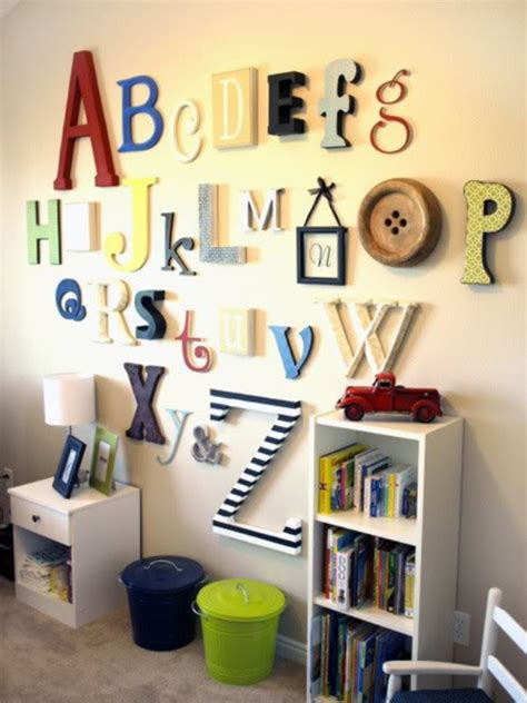 kid room wall decor 16 original wall decor ideas for rooms kidsomania