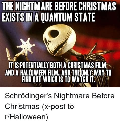 Nightmare Before Christmas Meme - 25 best memes about halloween film halloween film memes
