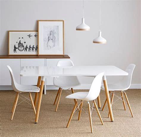 mesa de estilo nordico mesas imprescindibles el centro