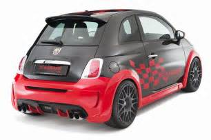 Abarth Aftermarket Hamann Performance Kits For The Fiat 500 Abarth And Abarth