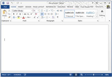 membuat not angka di microsoft word 1 buka microsoft word anda
