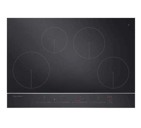 Fisher And Paykel Induction Cooktop Review fisher paykel 30 quot black induction cooktop ci304dtb2