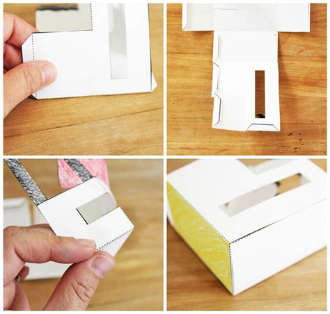 Paper Folding House Template - design for paper houses babble dabble do