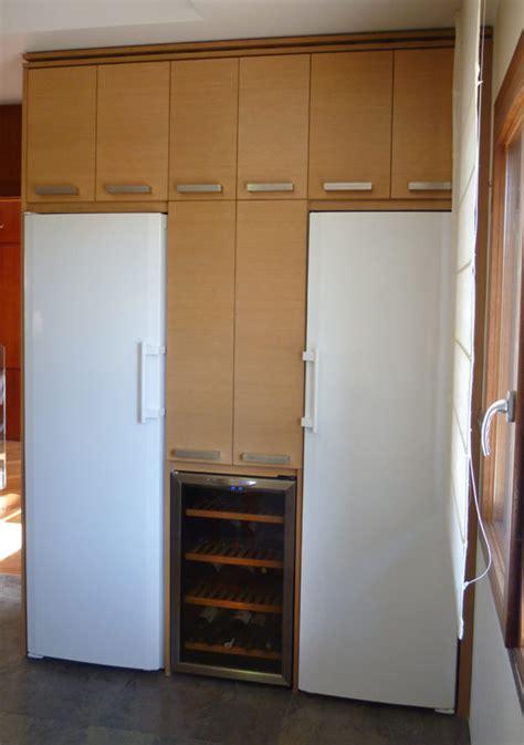 mueble nevera ikea mueble para alojar frigor 237 fico ebanister 237 a mk