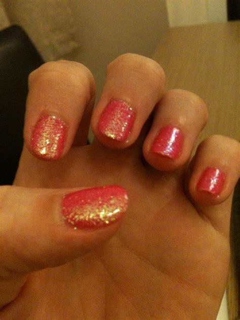 shellac pattern nails shellac nail design ideas my first glitter shellac