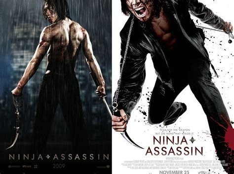 film de ninja assassin ninja assassin le film qui m a rendu bi rain ridicule