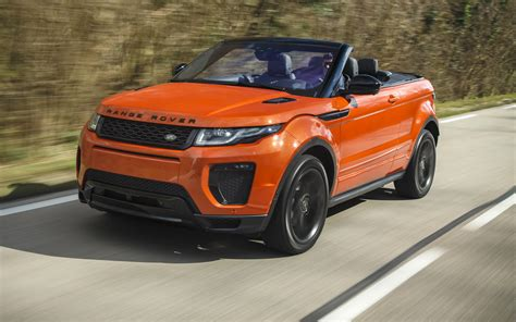Land Rover Small Suv by Allcarschannel Range Rover Evoque Convertible Is
