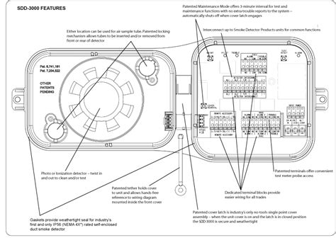 duct detector wiring diagram duct smoke detector wiring diagram wiring diagram and schematic diagram images