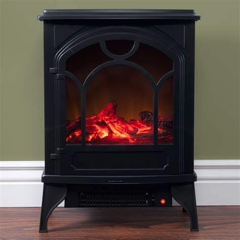Freestanding Electric Fireplace Northwest Freestanding Classic Electric Log Fireplace