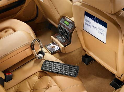 maserati car interior maserati quattroporte interior world of cars
