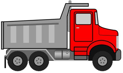 Free Clipart Trucks free to use domain dump truck clip
