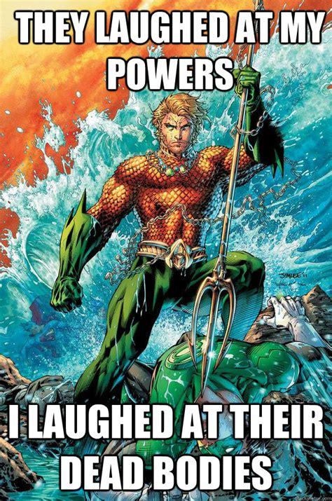 Aquaman Meme - top 5 most ridiculous aquaman moments in the comics