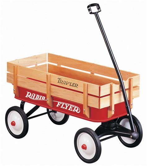 res wagen radio flyer travler wagon