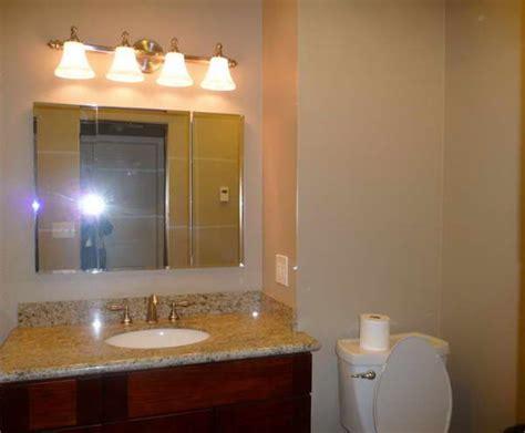over medicine cabinet lighting of bathroom lighting above medicine cabinet in spain