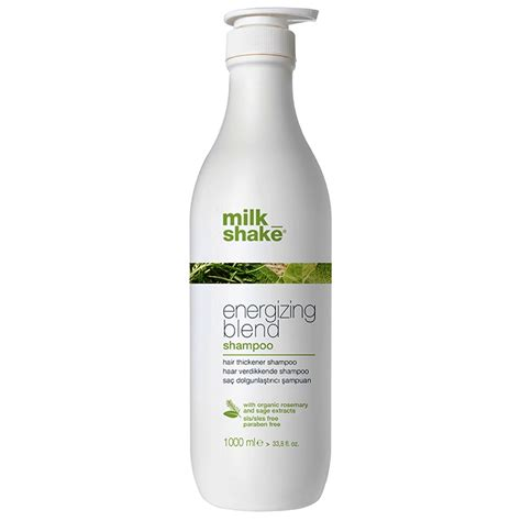 Milk Shake Blended Milikiku milk shake energizing blend szon przeciw wypadaniu 1000ml