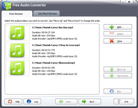 audio format converter portable products free audio converter
