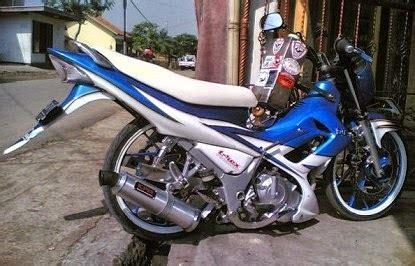 harga motor satria fu terbaru update merpati tempur