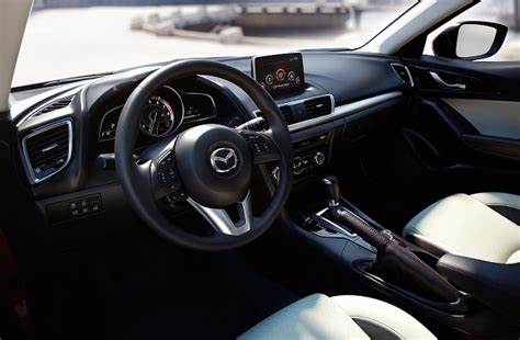 Best Car Interiors 30k by 2015 Mazda3 Called Best Interior 30k By Car And