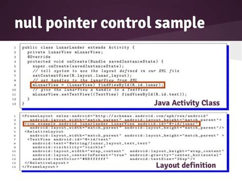 meaning of layout in java android malware detection mechanisms