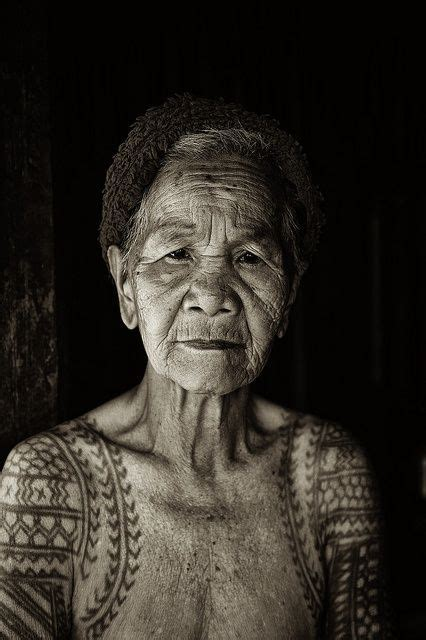 tattooed old lady 17 best images about kalinga on the